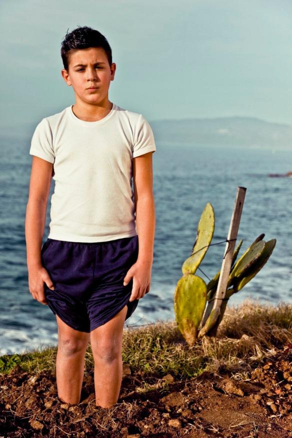 Giuseppe Lo Schiavo, I Stay Here, 20120, 40x 65cm fine art print