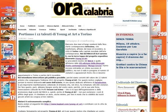 OraCalabria