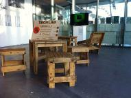Il nostro salottino realizzato da Techlab