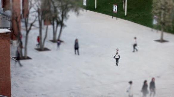 Rocco Mortelliti, Spy On, still from video
